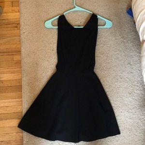 American Apparel mini skater dress